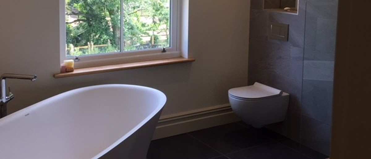 David Robinson Builders - Bathrooms in Blackpool