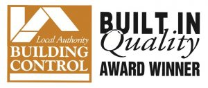 David Robinson Builders - Built in Quality Award Winner