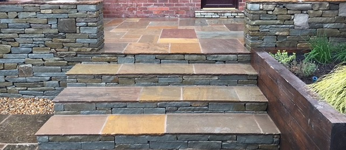 David Robinson Builders - Paving in Blackpool