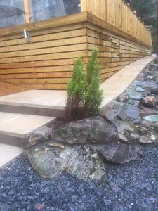 David Robinson Builders - Decking