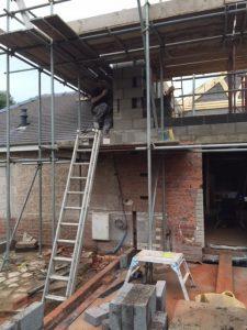 David Robinson Builders - Roof Lifts