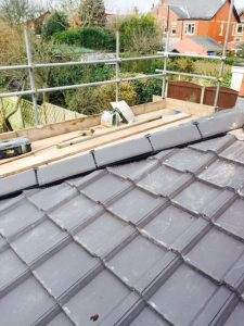 David Robinson Builders - Roofing