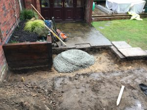 David Robinson Builders - Paving and Patios Blackpool